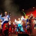 V MFTM Folkowe Inspiracje - Gruzińsko-polsko-ukraińskie widowisko inauguracyjne - 22.07.2015